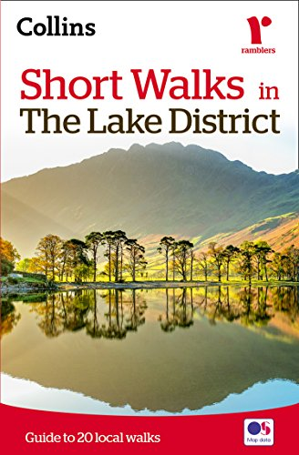 Collins Ramblers: Short walks in the Lake District: Guide to 20 Local Walks von HarperCollins UK