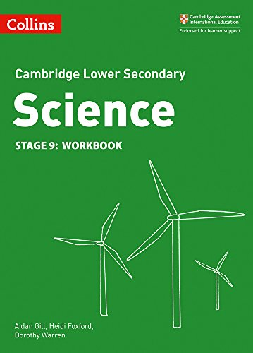 Cambridge Checkpoint Science Workbook Stage 9 (Collins Cambridge Checkpoint Science) von HARPERCOLLINS UK