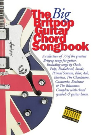 The Big Britpop Guitar Chord Songbook von Music Sales Limited
