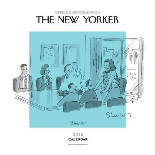 Cartoons from The New Yorker 2015 Mini Wall Calendar von Andrews McMeel Publishing