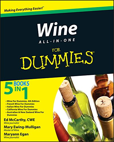 Wine All-in-One For Dummies (For Dummies Series) von For Dummies