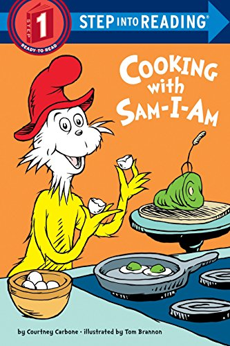 Cooking with Sam-I-Am (Step into Reading) von Random House Books for Young Readers
