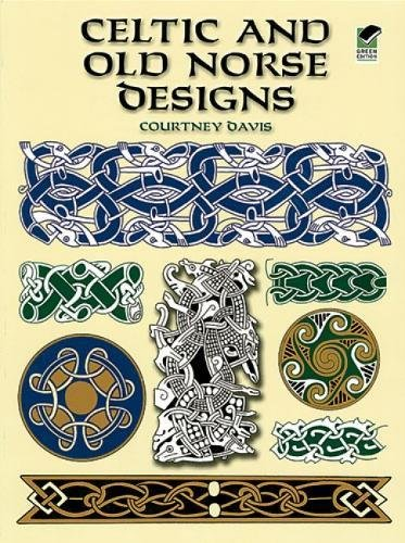 Celtic and Old Norse Designs (Dover Pictorial Archives) (Dover Pictorial Archive Series) von Dover Publications Inc.