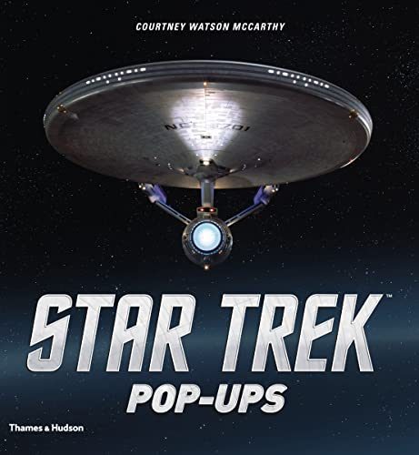 Star Trek (TM) Pop-Ups von Thames & Hudson Ltd