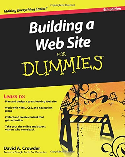 Building a Web Site For Dummies, 4th Edition von For Dummies