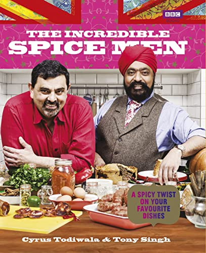 The Incredible Spice Men von BBC Books