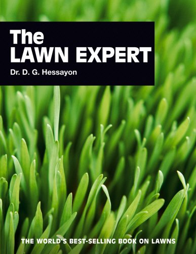 The Lawn Expert: The world's best-selling book on lawns (Expert Series) von Expert