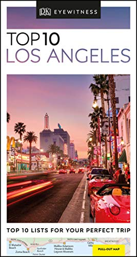 DK Eyewitness Top 10 Los Angeles (Pocket Travel Guide) von Dorling Kindersley Ltd