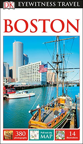 DK Eyewitness Travel Guide Boston (Eyewitness Travel Guides)