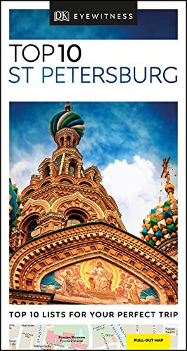 DK Eyewitness Top 10 St Petersburg (Pocket Travel Guide) von Dorling Kindersley Uk; Dk Eyewitness Travel