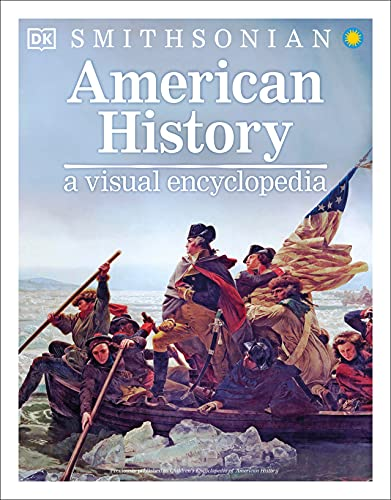 American History: A Visual Encyclopedia von DK Children
