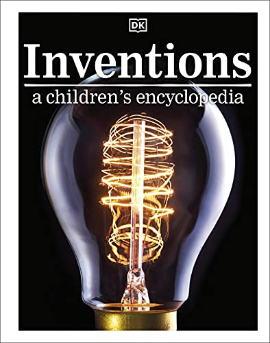 Inventions A Children's Encyclopedia (Dk Childrens Encyclopedia) von Dorling Kindersley Ltd