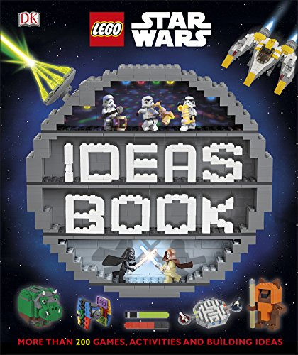 LEGO Star Wars Ideas Book: More than 200 Games, Activities, and Building Ideas (Dk Lego Star Wars) von Dorling Kindersley Ltd