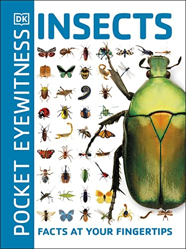 Pocket Eyewitness Insects: Facts at Your Fingertips von DK Children