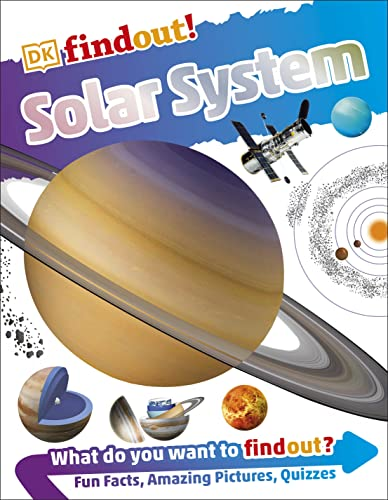 DKfindout! Solar System von Dorling Kindersley Ltd.