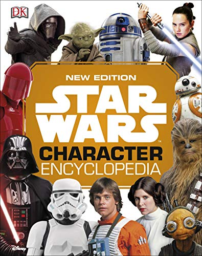 Star Wars Character Encyclopedia New Edition von DK Children