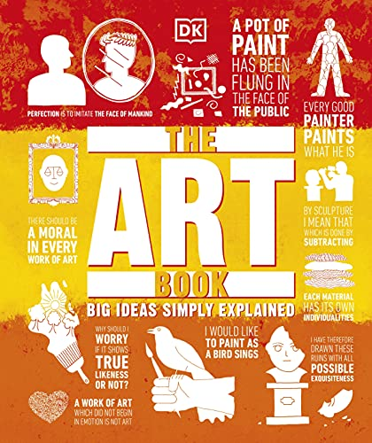 The Art Book: Big Ideas Simply Explained von Dorling Kindersley Ltd.