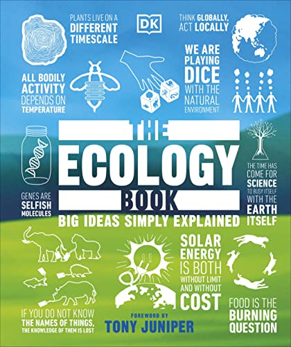 The Ecology Book: Big Ideas Simply Explained von Dorling Kindersley Ltd