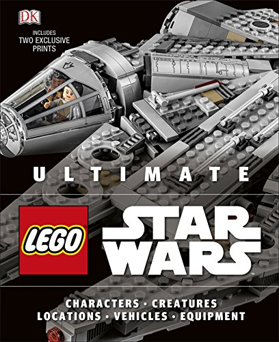 Ultimate LEGO Star Wars: Includes two exclusive prints von DK