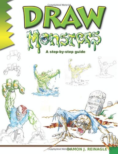 Draw Monsters (Learn to Draw) von Peel Prod Inc