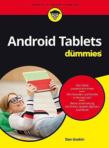 Android Tablets für Dummies von Wiley-VCH