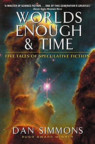 Worlds Enough & Time: Five Tales of Speculative Fiction von Harper Voyager
