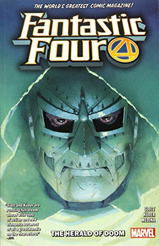 Fantastic Four By Dan Slott Vol. 3 von Marvel