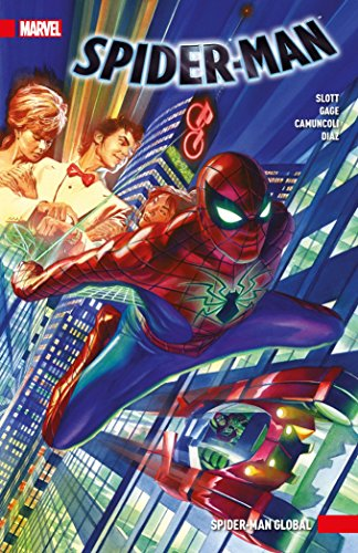 Spider-Man: Bd. 1: Spider-Man Global von Panini Verlags GmbH