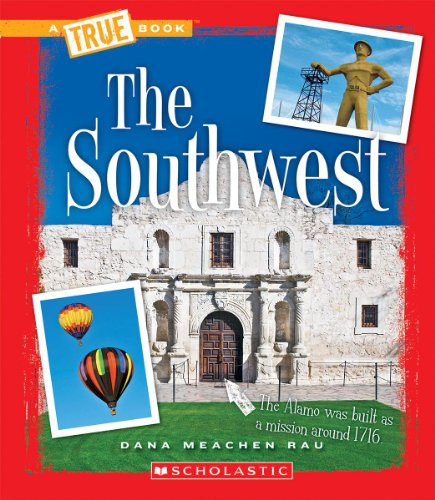 The Southwest (A True Book) von CHILDRENS PR