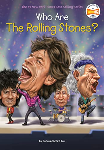 Who Are the Rolling Stones? (Who Was?) von Penguin Workshop