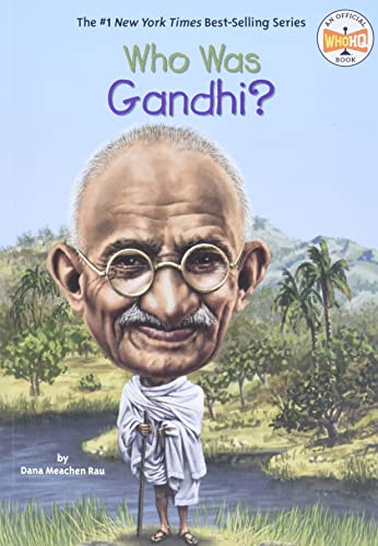 Who Was Gandhi? von Penguin Workshop