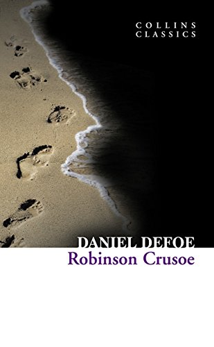 Robinson Crusoe, English edition von imusti