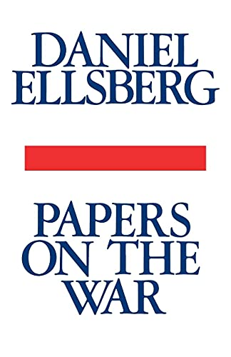Papers on the War von Simon & Schuster