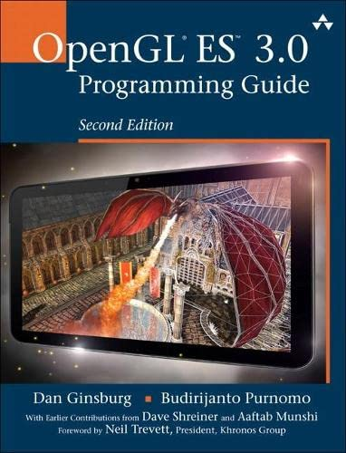 OpenGL ES 3.0 Programming Guide (2nd Edition) von Addison-Wesley Professional