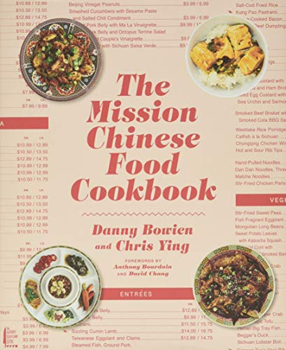 The Mission Chinese Food Cookbook von Harpercollins Us