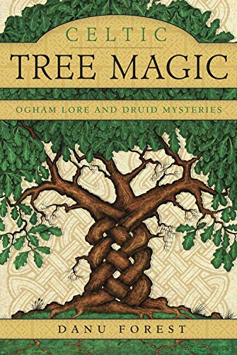 Celtic Tree Magic: Ogham Lore and Druid Mysteries von Llewellyn Publications,U.S.