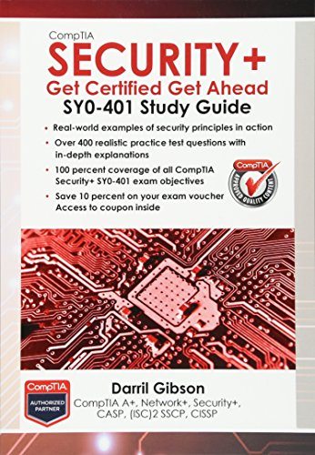 CompTIA Security+: Get Certified Get Ahead: SY0-401 Study Guide von YCDA, LLC