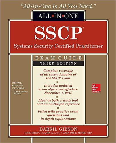 SSCP Systems Security Certified Practitioner All-in-One Exam Guide von McGraw-Hill Education Ltd