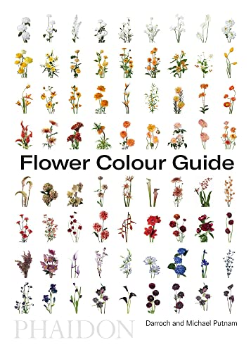 Flower Colour Guide von Phaidon, Berlin