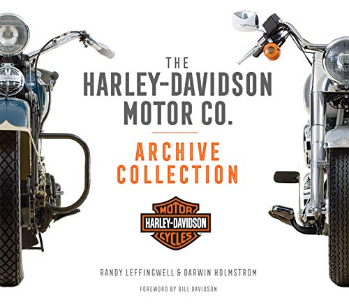 The Harley-Davidson Motor Co. Archive Collection von Motorbooks International