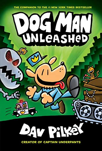 Dog Man 02: Unleashed von Scholastic Ltd.