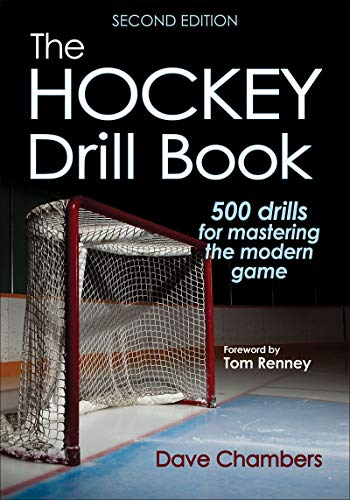 The Hockey Drill Book: 500 drills for mastering the modern game von Human Kinetics Publishers