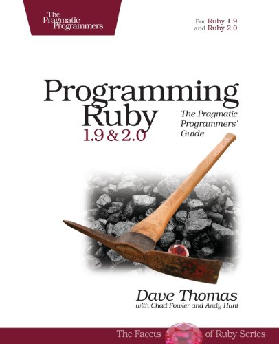 Programming Ruby 1.9 & 2.0: The Pragmatic Programmers' Guide (The Facets of Ruby) von The Pragmatic Programmers