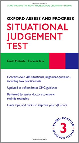 Oxford Assess and Progress: Situational Judgement Test von Oxford University Press