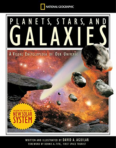 Planets, Stars, and Galaxies: A Visual Encyclopedia of Our Universe von National Geographic Children's Books