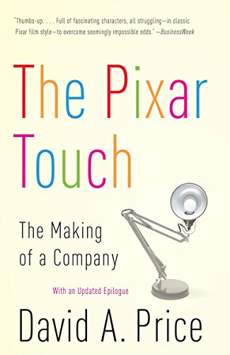 The Pixar Touch: The Making of a Company (Vintage) von Vintage