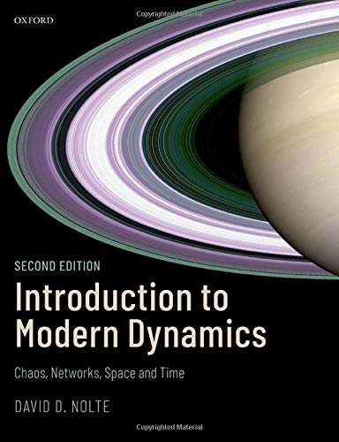 Nolte, D: Introduction to Modern Dynamics