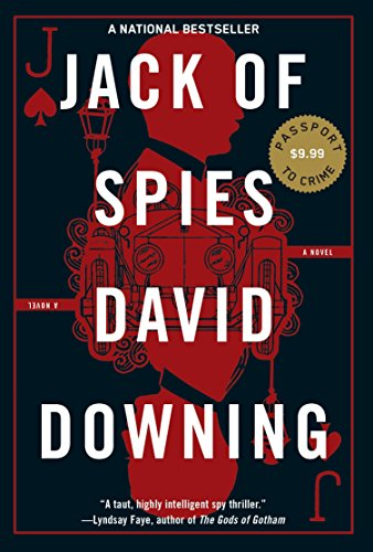 Jack of Spies (A Jack McColl Novel, Band 1) von Soho Crime