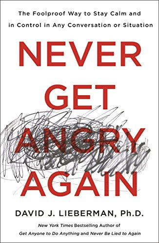 Never Get Angry Again: The Foolproof Way to Stay Calm and in Control in Any Conversation or Situation von St Martin's Press