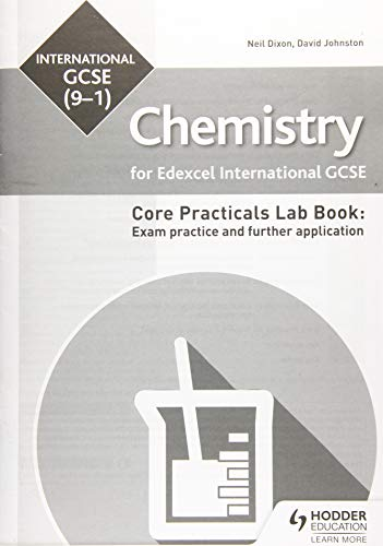 Edexcel International GCSE (9-1) Chemistry Student Lab Book: Exam practice and further application